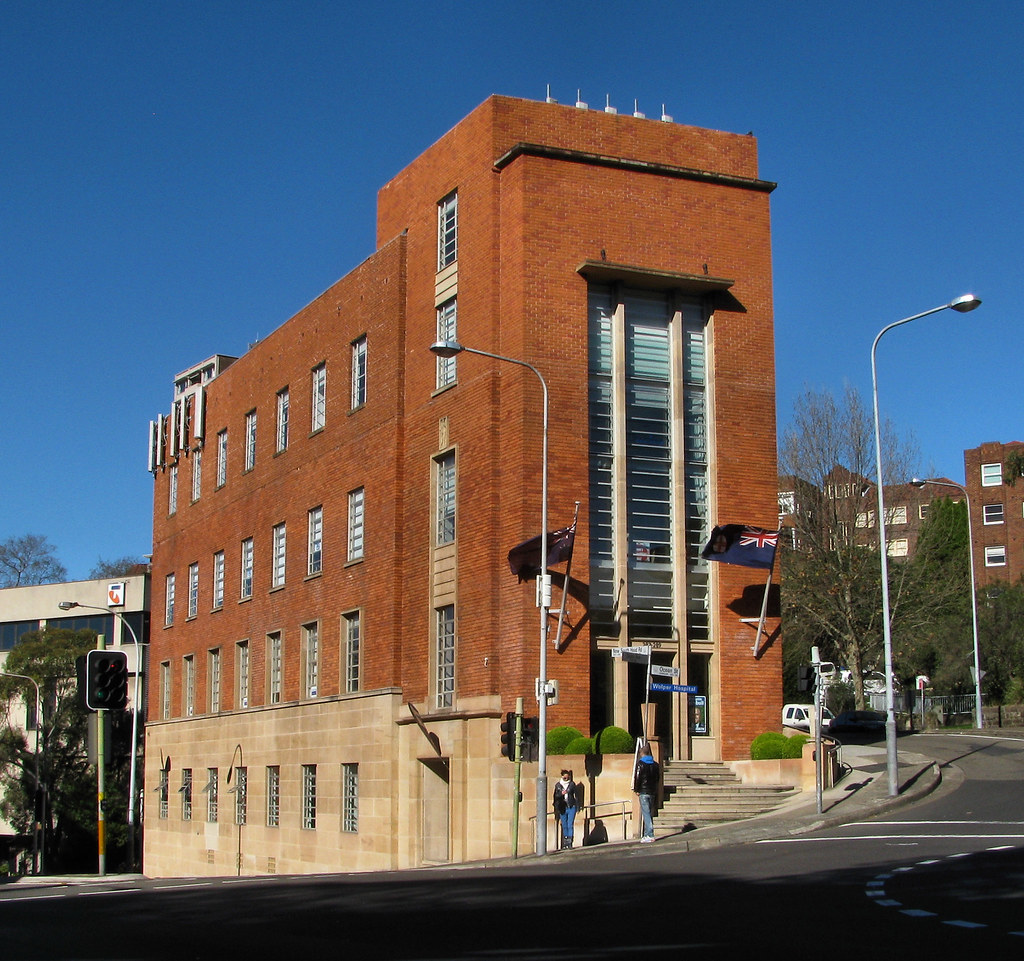 Building, Edgecliff, Sydney, NSW