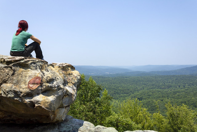Laura Casey, Rocking Rock, White County, Tennessee