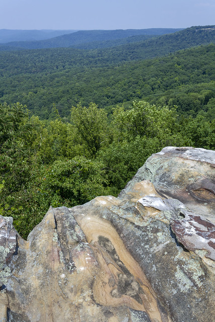 Rocking Rock, White County, Tennessee 1