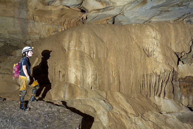 Kristen Bobo, Wolf River Cave, Fentress County, Tennessee