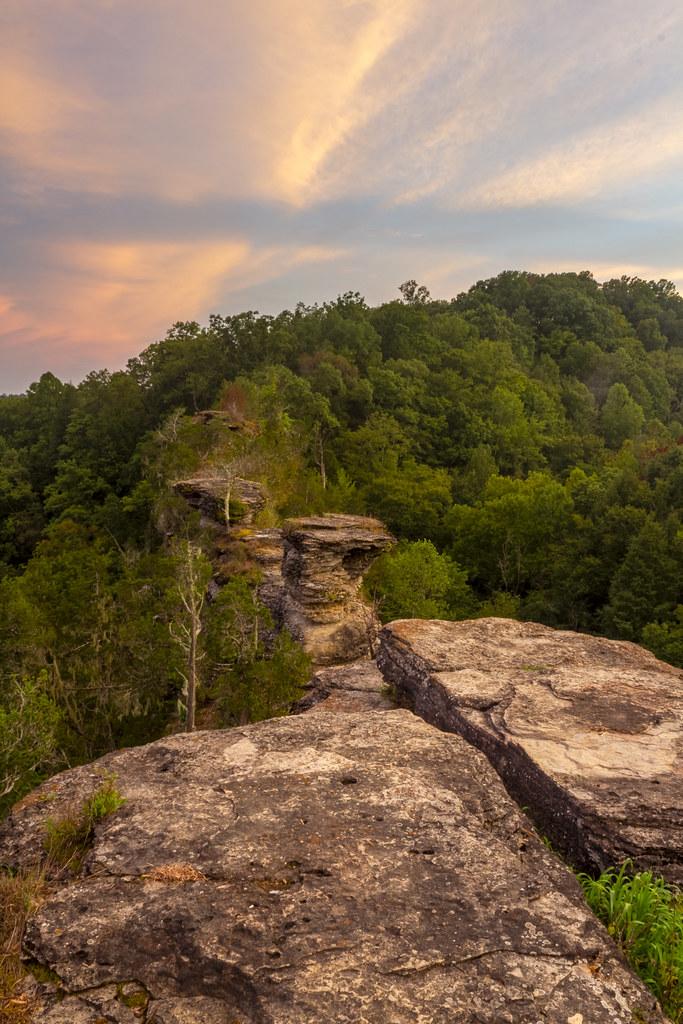 Overlook, Window Cliffs, Putnam County, Tennessee 2