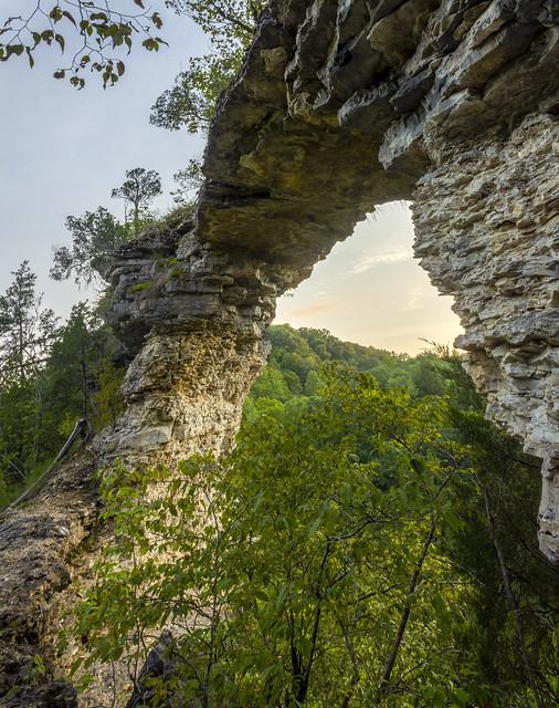 Window Cliffs, Putnam County, Tennessee 4
