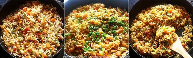 How to make tawa pulao recipe - Step5
