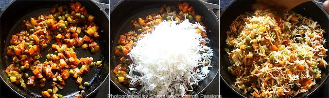 How to make tawa pulao recipe - Step4