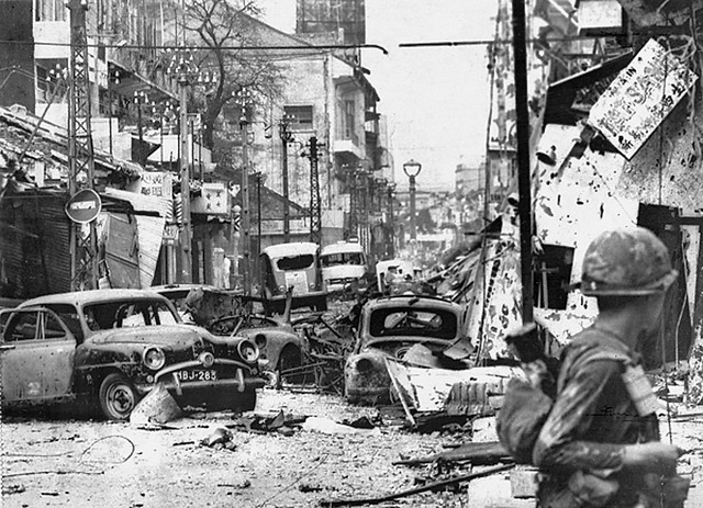 1968 Cholon - Tết Mậu Thân 1968
