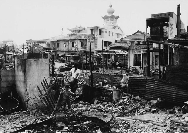 SAIGON 1968 - Chùa Ấn Quang trên đường Sư Vạn Hạnh, Q10