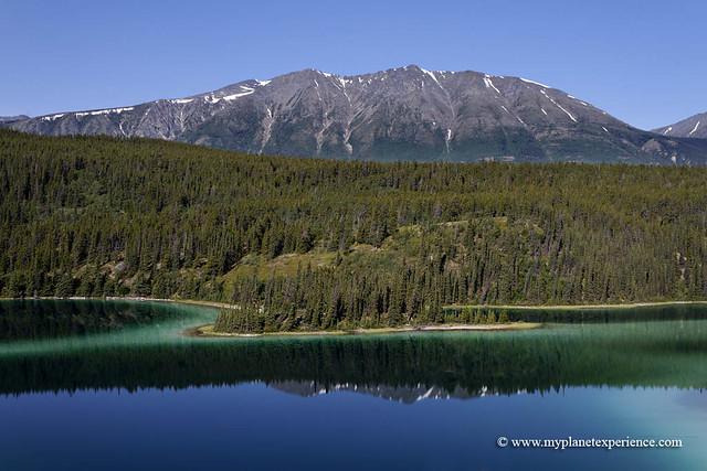 Emerald Lake - Yukon Territory, Canada