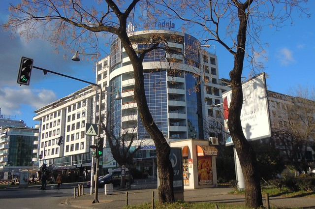 Zgrada Maxim, Podgorica