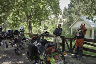 Cottonwood Creek Ranger Station