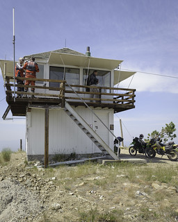 Thorn Creek Butte Lookout