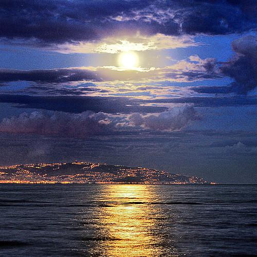 sunset beach beauty port bay algeria nikon capital cote algerie algiers baie laperouse alger mediterranee الجزائر algerien tamentfoust algerbaie تمنتفوست
