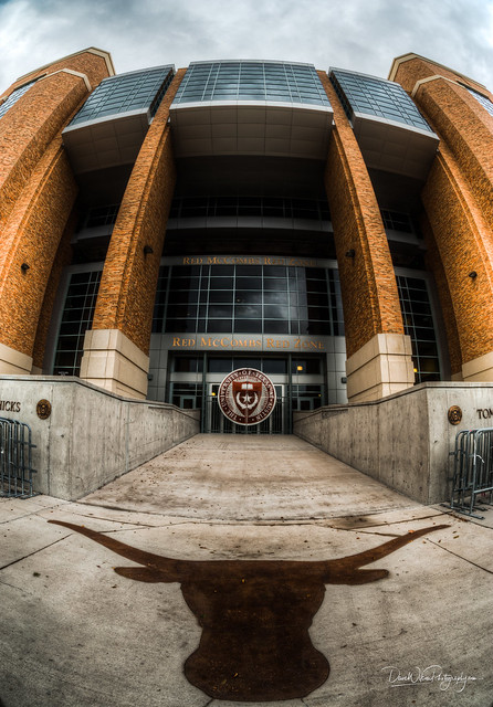 Main Entrance, Texas Memorial Stadium