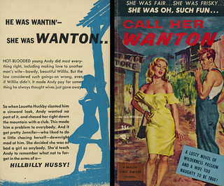 Beacon Books BB149 - Lon Williams - Call Her Wanton (with back)