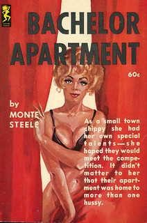 Playtime Books 635 - Monte Steele - Bachelor Apartment