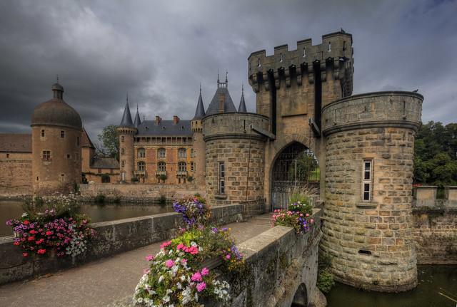 La Clayette castle - Château La Clayette