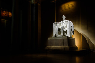 Lincoln at Night | by Mark Fischer