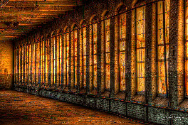 Windows at Everett Mill