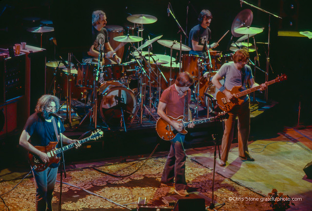 Grateful Dead at the Warfield 10/09/1980