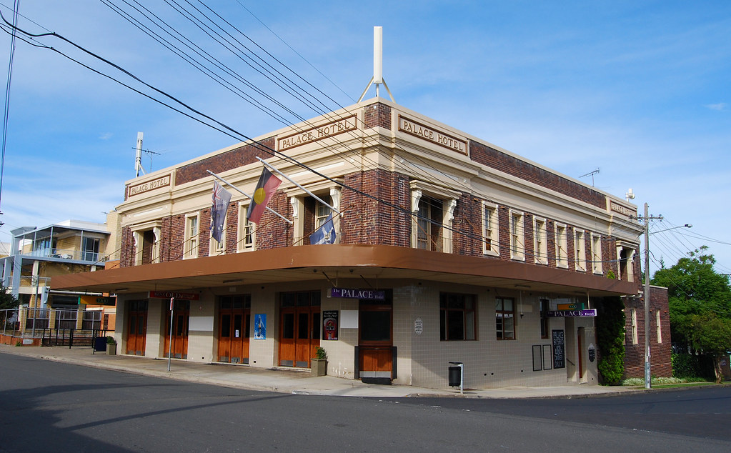 Palace Hotel, Mortlake, Sydney, NSW
