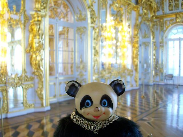 Pushkin: Catherine Palace / Palazzo di Caterina