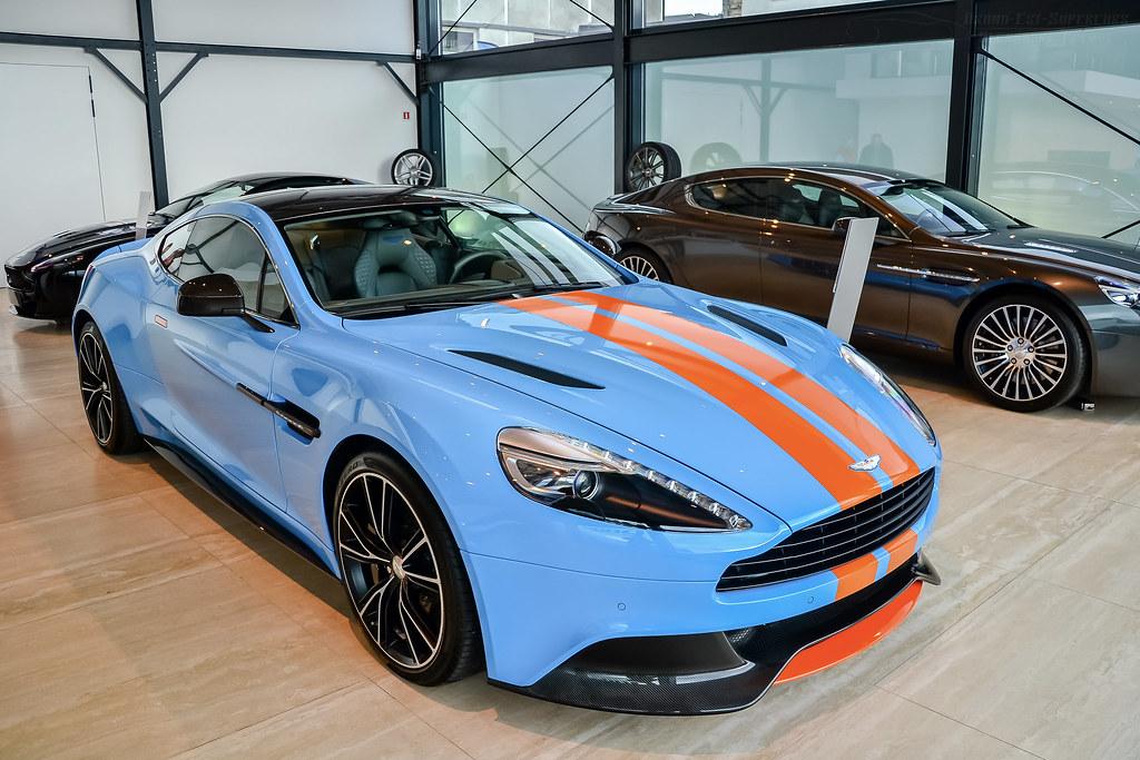Aston Martin Vanquish Www Grand Est Supercars Com Flickr