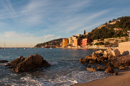 Villefranche-sur-Mer at Dawn | by Mark Fischer