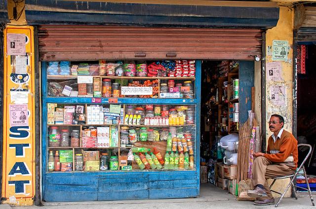 General store - India 2011