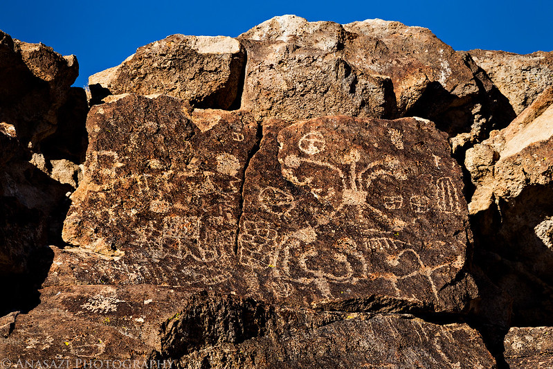 Red Canyon Petroglyphs
