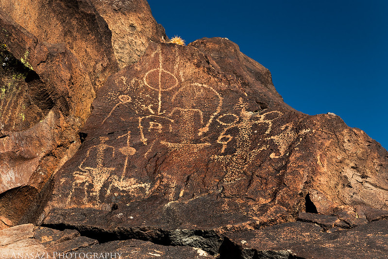 Greenwater Petroglyphs
