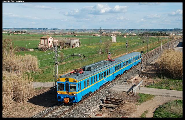Tren histórico en Altorricón