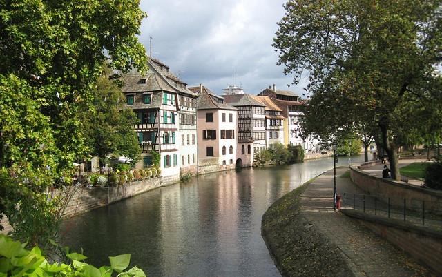 Straßburg , Elsass , La Petite France , 64-46/2025