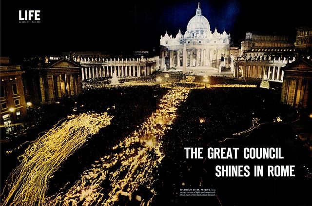 LIFE November 2, 1962 (1) - The Great Council Shines in Rome