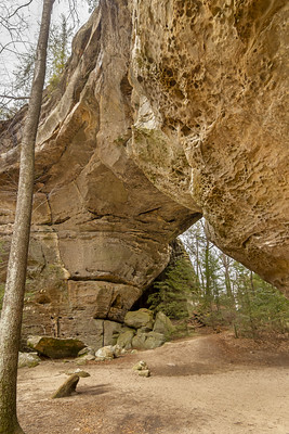 South Twin Arch, Big South Fork NRRA, Scott Co, TN