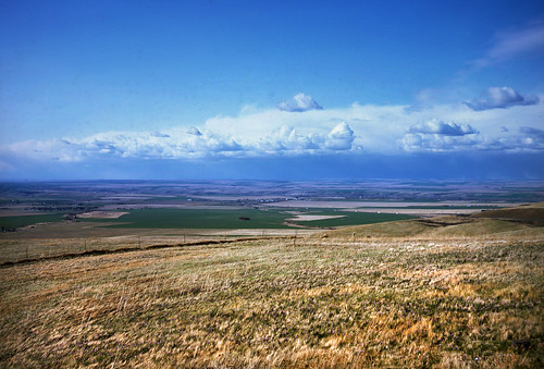 clouds oregon landscape fuji kodak bluemountains quay gary pendleton i84 speedgraphic astia ektar 2013 foolscape cabbagehill garylquay foolscapeimagery