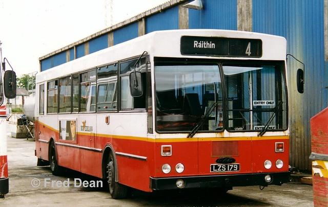 Bus Eireann KC179 (LZS179).