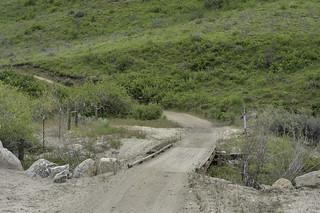 Bender Creek trailhead