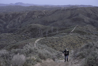 Last hill