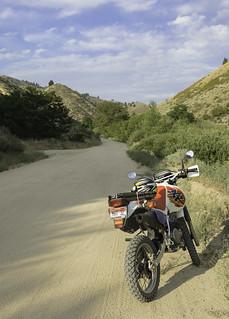 Rocky Canyon serenity