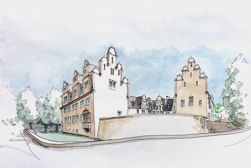 Stadthagen Castle