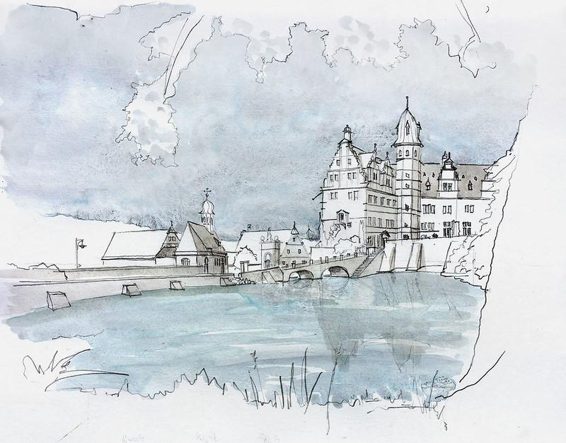 Schloss Hämelschenburg