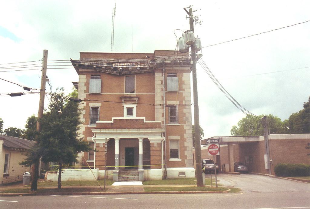 Bibb County Jail (Old)---Centerville, Al. | Builtl 1910 ...