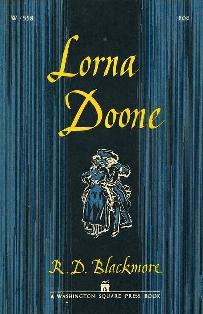 Washington Square Press W-558 - R.D. Blackmore - Lorna Doone
