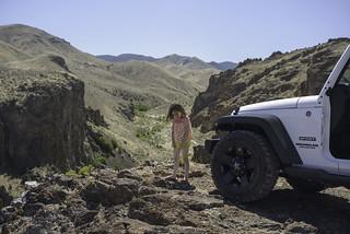 Sinker Creek Canyon