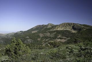View of Hayden Peak