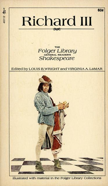 Pocket Books 46112 - Shakespeare - Richard III