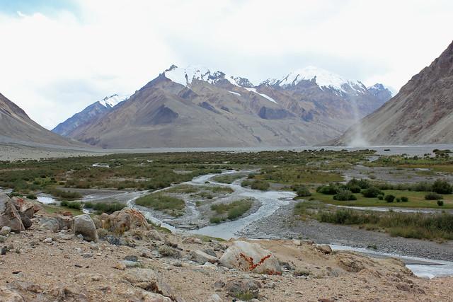 76. View Around Sughet Jangal, Xinjiang