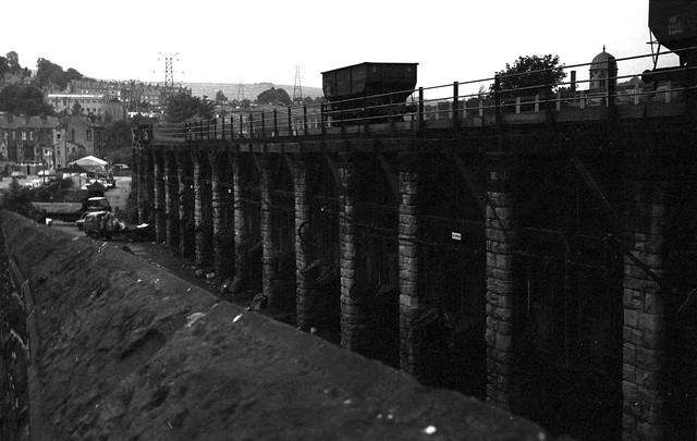 Coal chutes, Sowerby Bridge