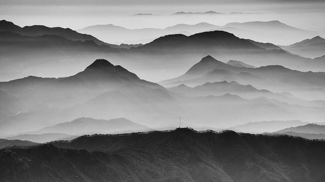 Korea:  And More Hills Beyond