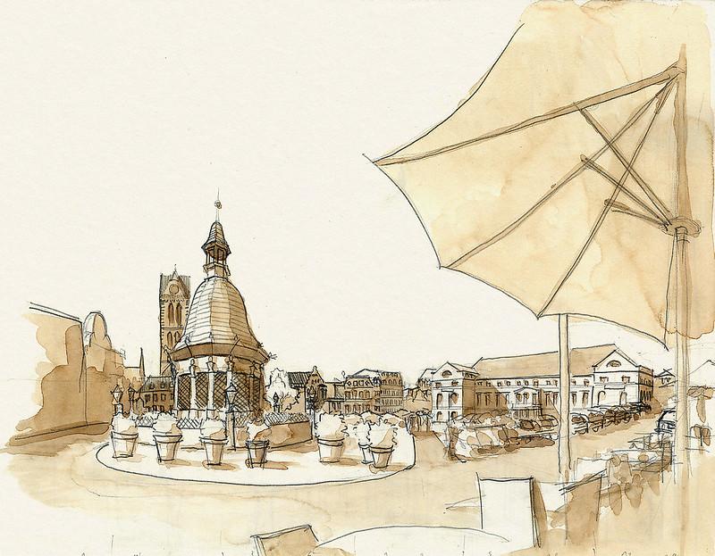 Wismar Markt