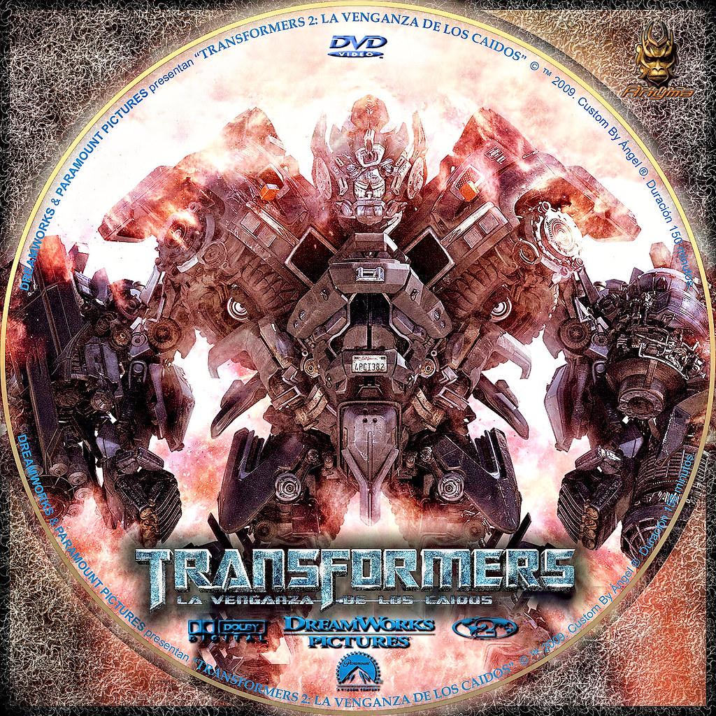 Transformers La Venganza De Los Caídos 2009 Transformer Flickr